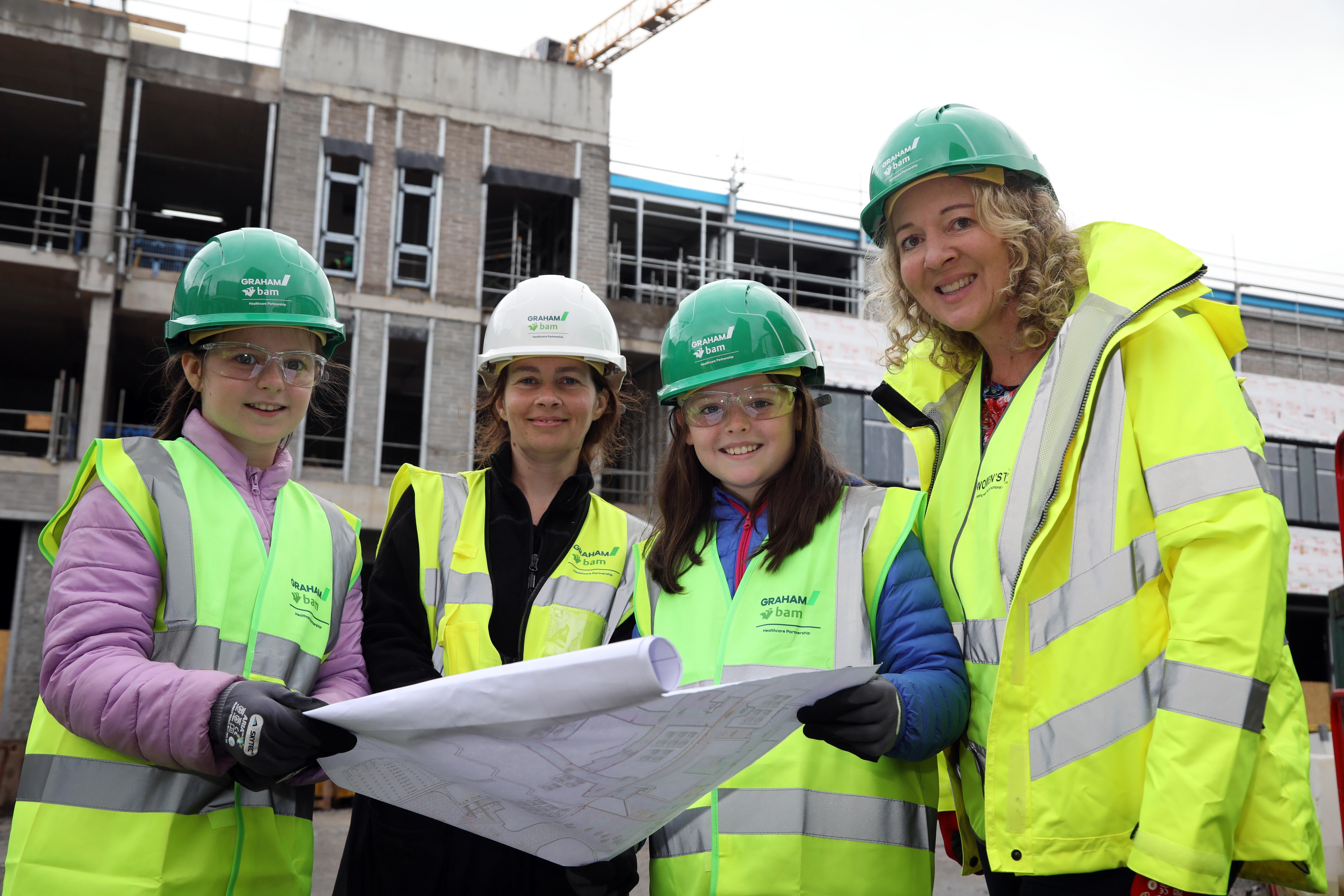 Hosting a construction insight event for WOMEN'STEC image