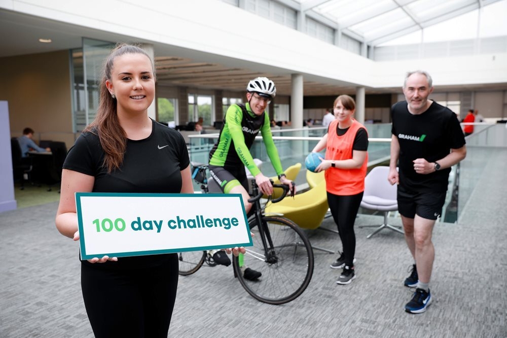 '100 Day Challenge' sets pulses racing image
