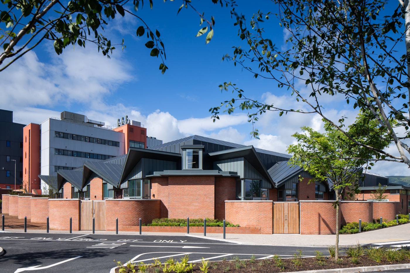 Works complete on £33m Acute Mental Health Inpatient Centre image