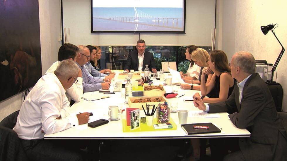 Round table: Universal BIM image