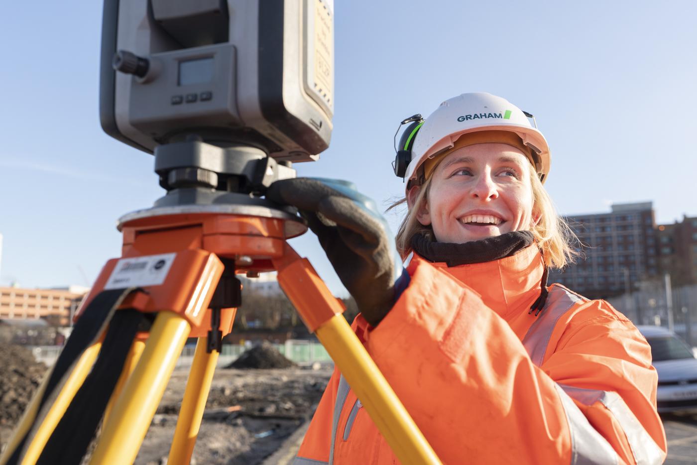 GRAHAM welcomes new intake of civil engineering graduates image