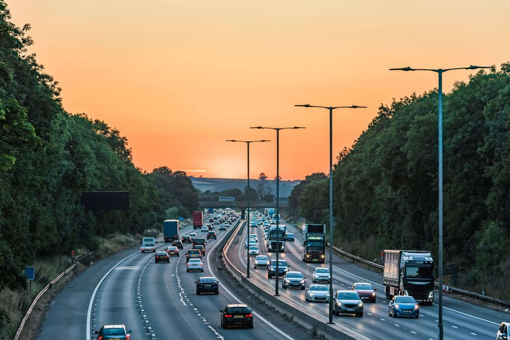 M25 improvement scheme gets green light from Highways England image