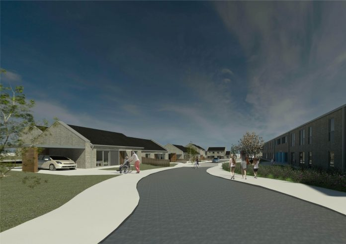 hub South West agrees £12.43m Kilwinning social housing contract image