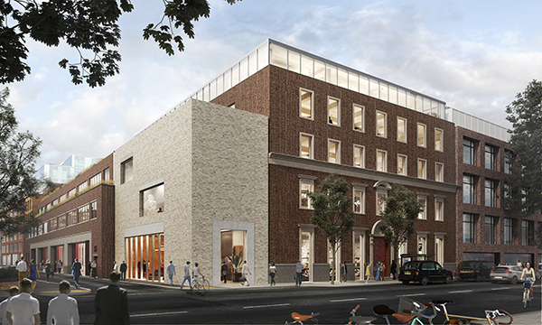 GRAHAM to refurbish General Projects' Laser House in Clerkenwell image