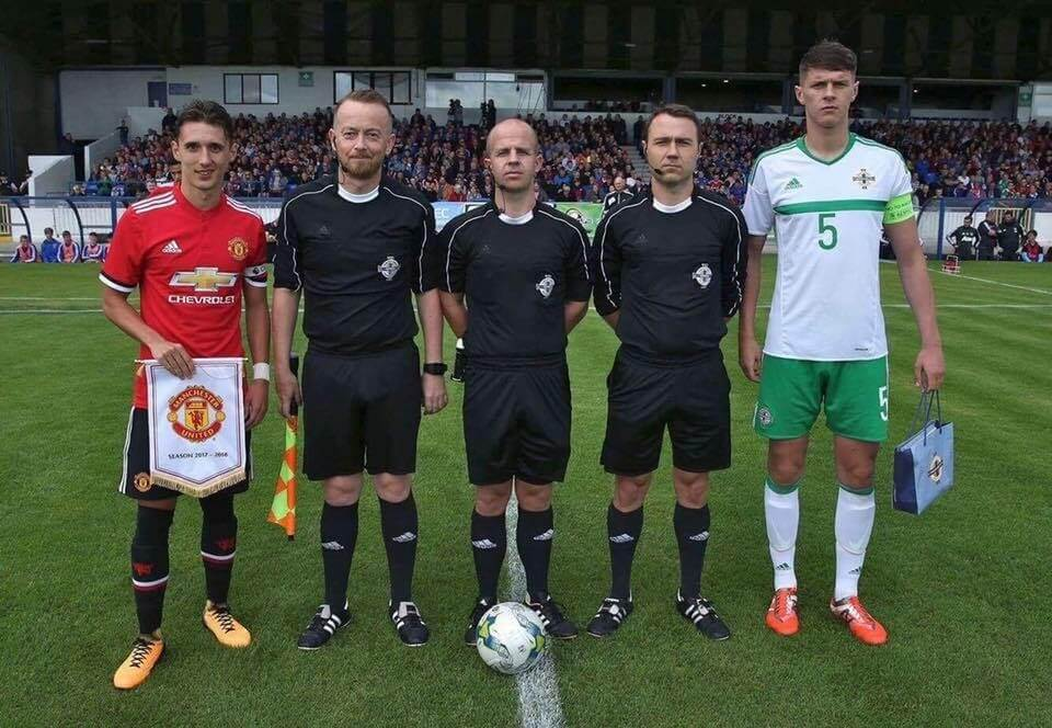 Celtic v United final is official business for our man on the line image