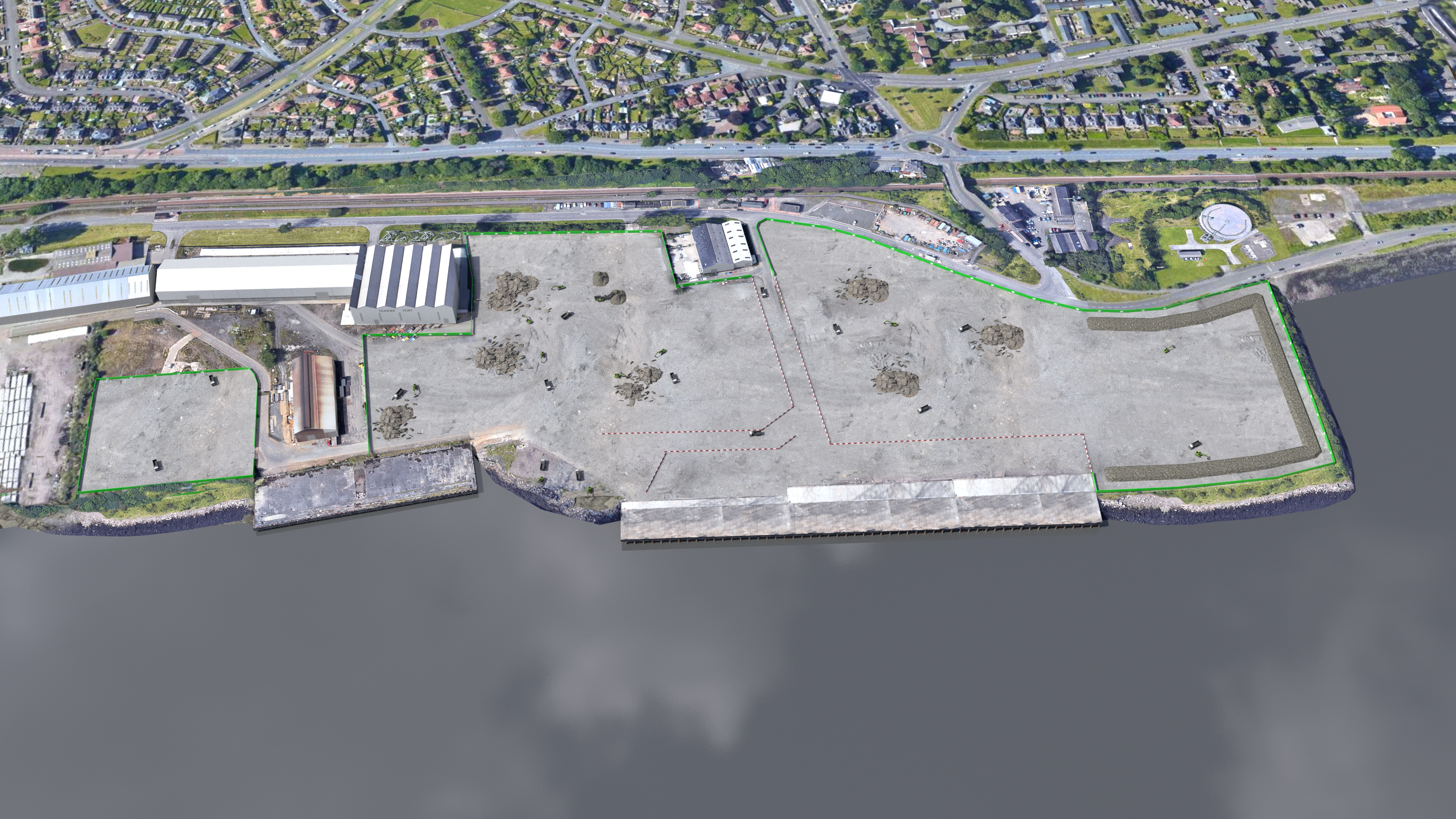 GRAHAM to deliver major Port of Dundee project image