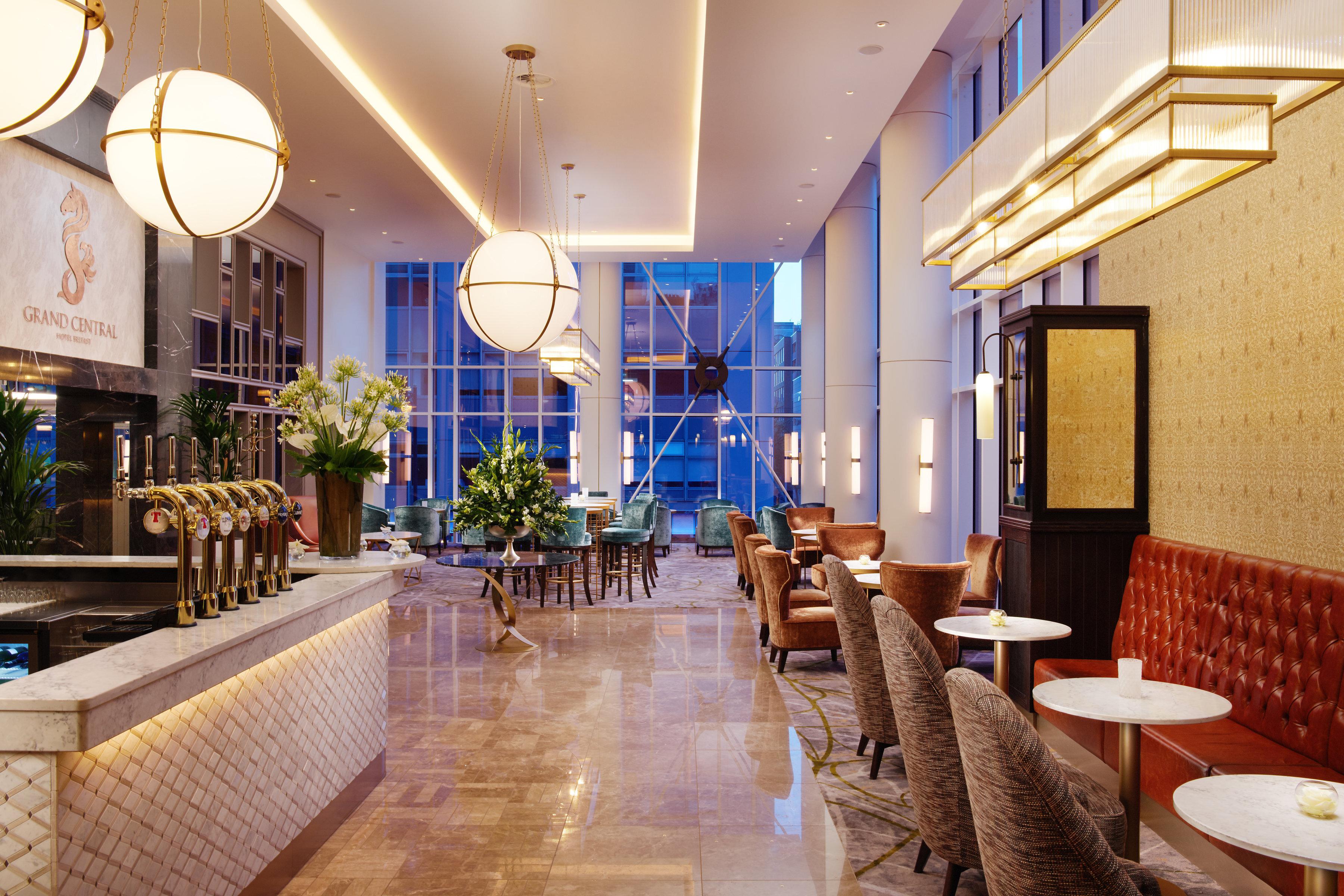 A legend reborn - Grand Central Hotel image