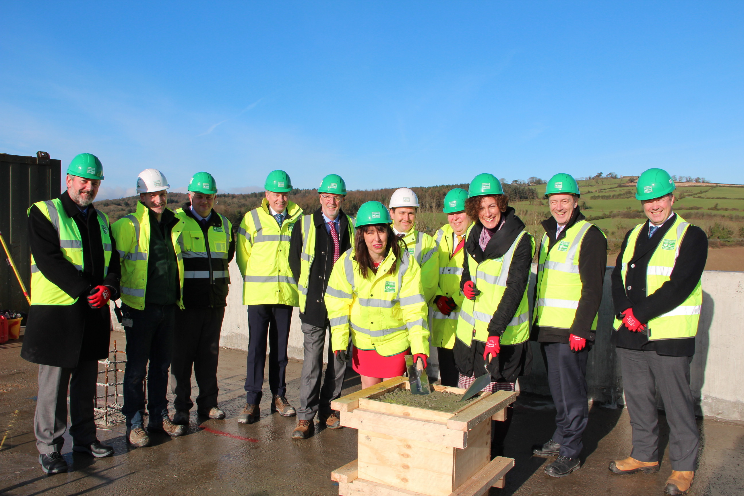 Healthcare project reaches new heights image