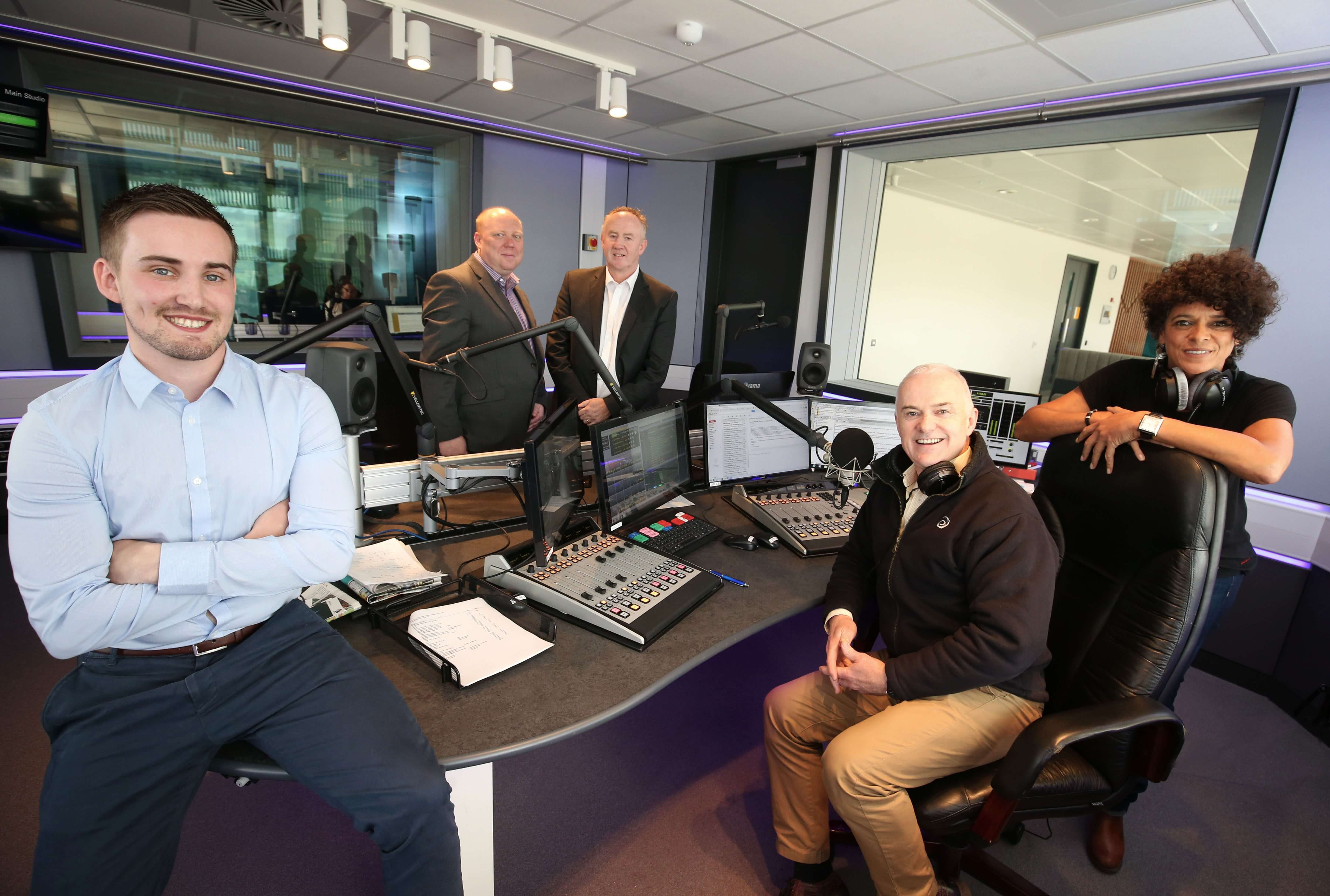 £1.4m Fit-Out complete for U105 image
