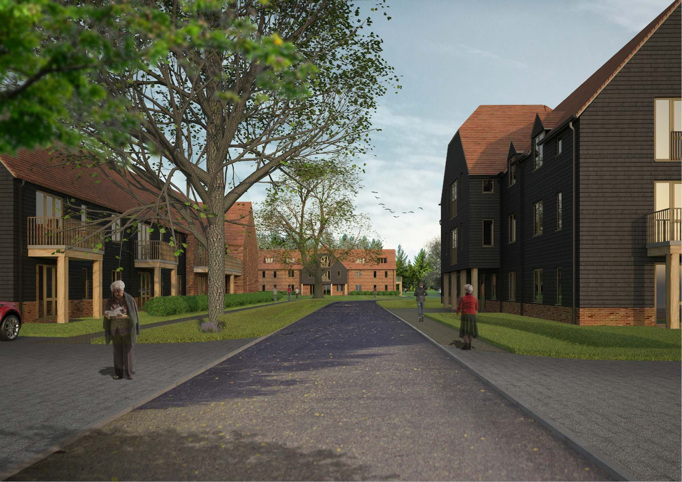 GRAHAM selected for delivery of The Wycliffe Centre image