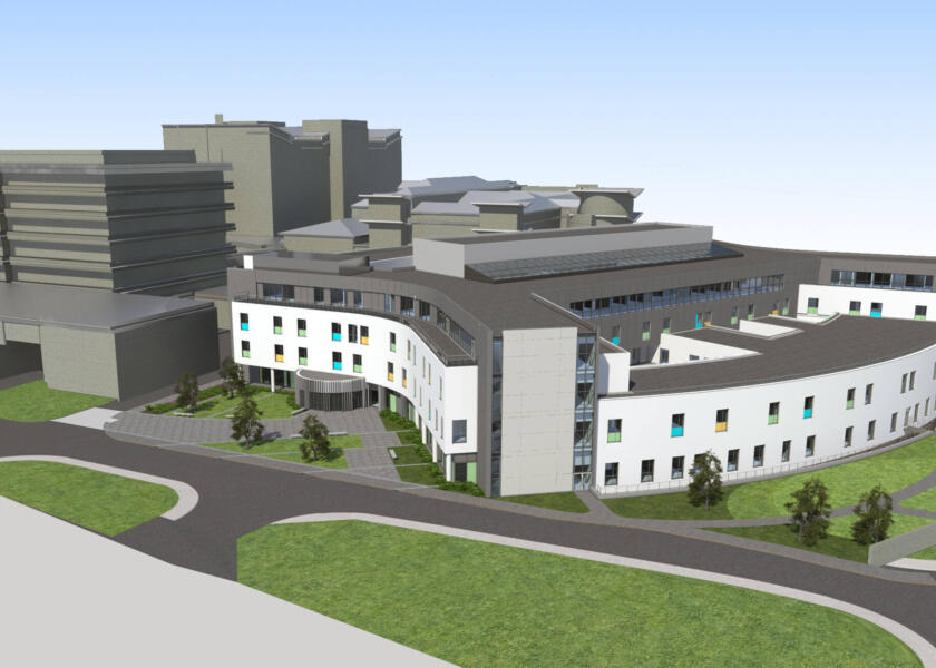 Landmark contract on Europe's largest healthcare site