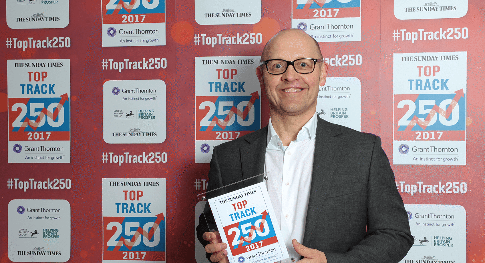 Sunday Times Top Track 250 Awards Dinner image