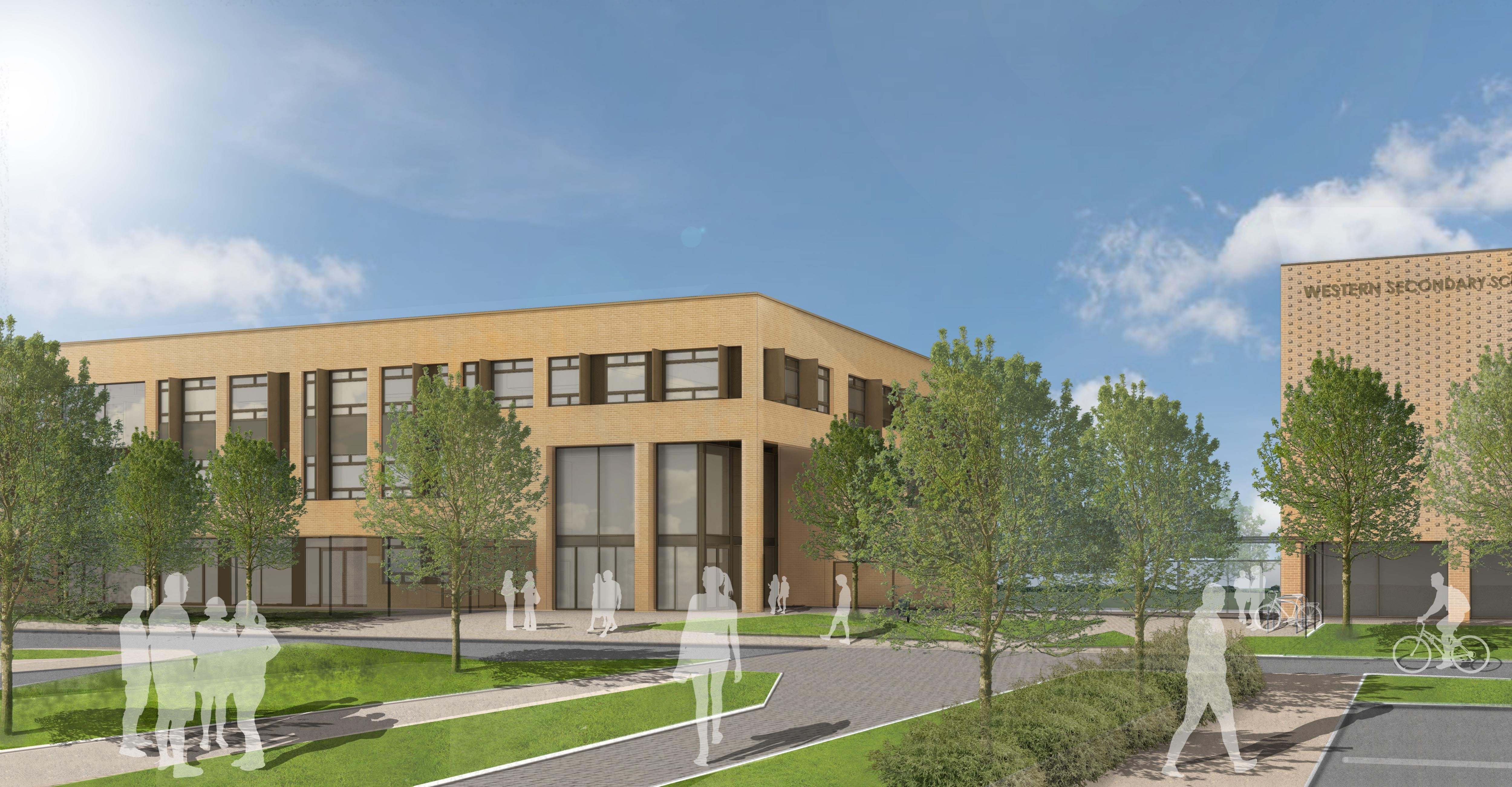 New school for Milton Keynes' Western Expansion Area image