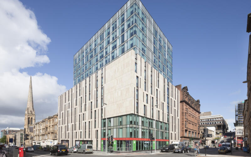 Elgin Place, Student Resi, Scotland